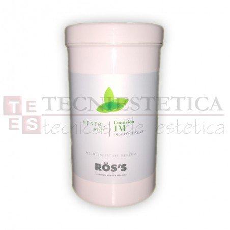 EMULSIÓN CONDUCTORA RF CORPORAL MESOBIOLIFT DESCONGESTIVA 1000 ml