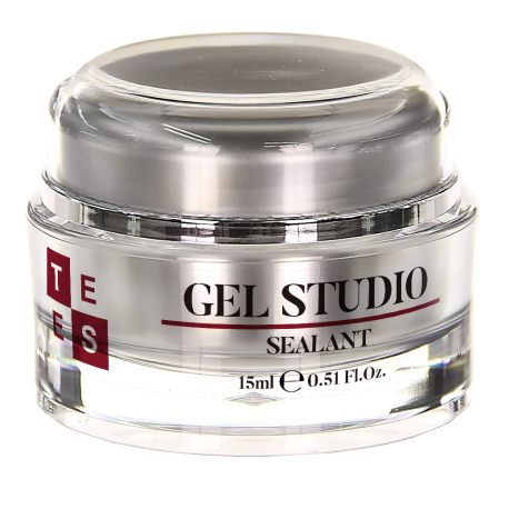 Gel Uñas Tees Studio Sealant Clear 15ML