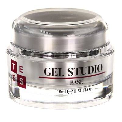 Gel Uñas Tees Studio Base...