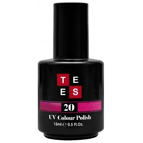 Esmalte Tees UV Color Polish 15 ML Nº20